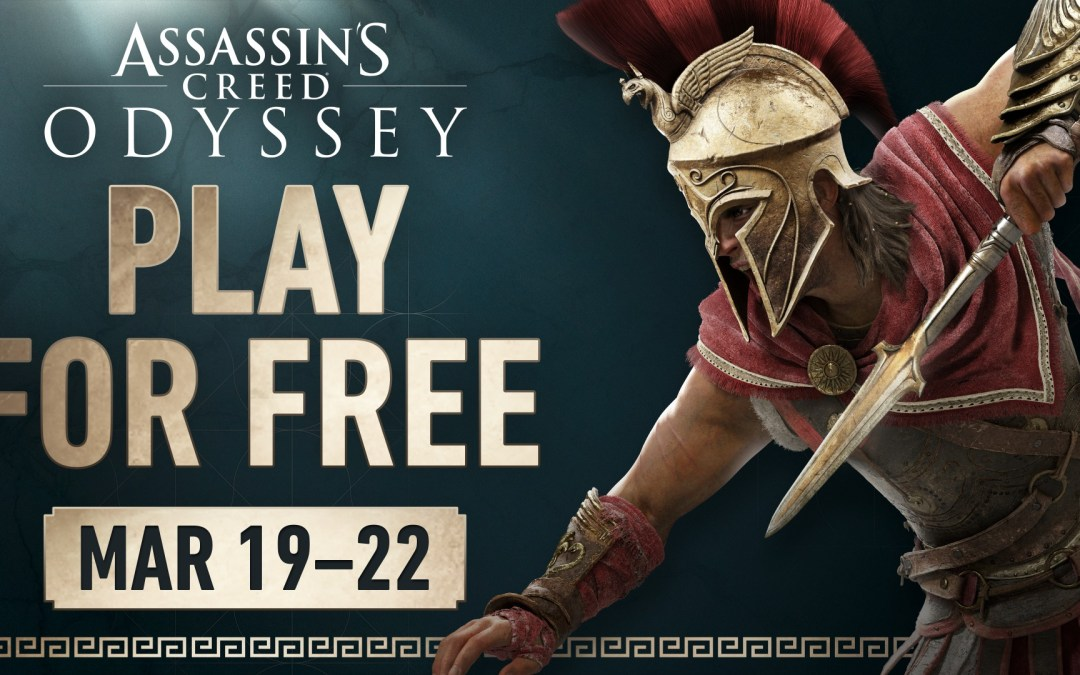 Bored at home? Ubisoft is coming to save you!