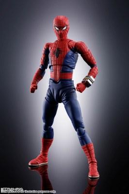 sh figuarts toei spider-man 2