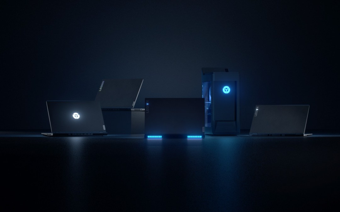 Lenovo Legion takes Gaming PCs to new levels with latest lineup
