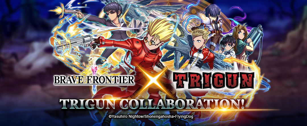 Defend your Favorite Trigun Character from Bounty Hunters!