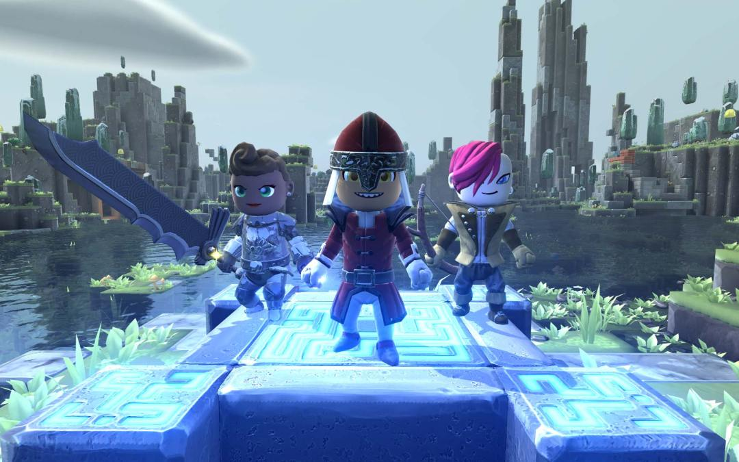 Portal Knights: Legendary Edition Offers the Complete Fantasy Adventure in a Single Package