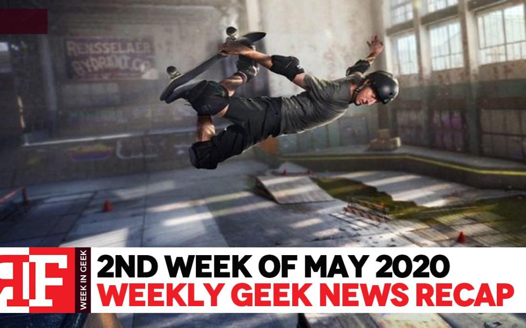 Week in Geek: Week 2 – May 2020
