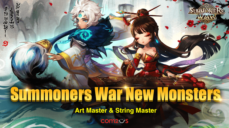 Summoners War Releases Two New Monsters