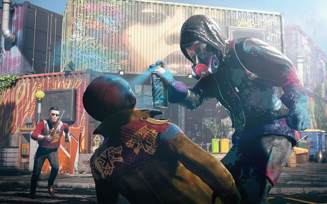 Watch Dogs: Legion will be Available this October