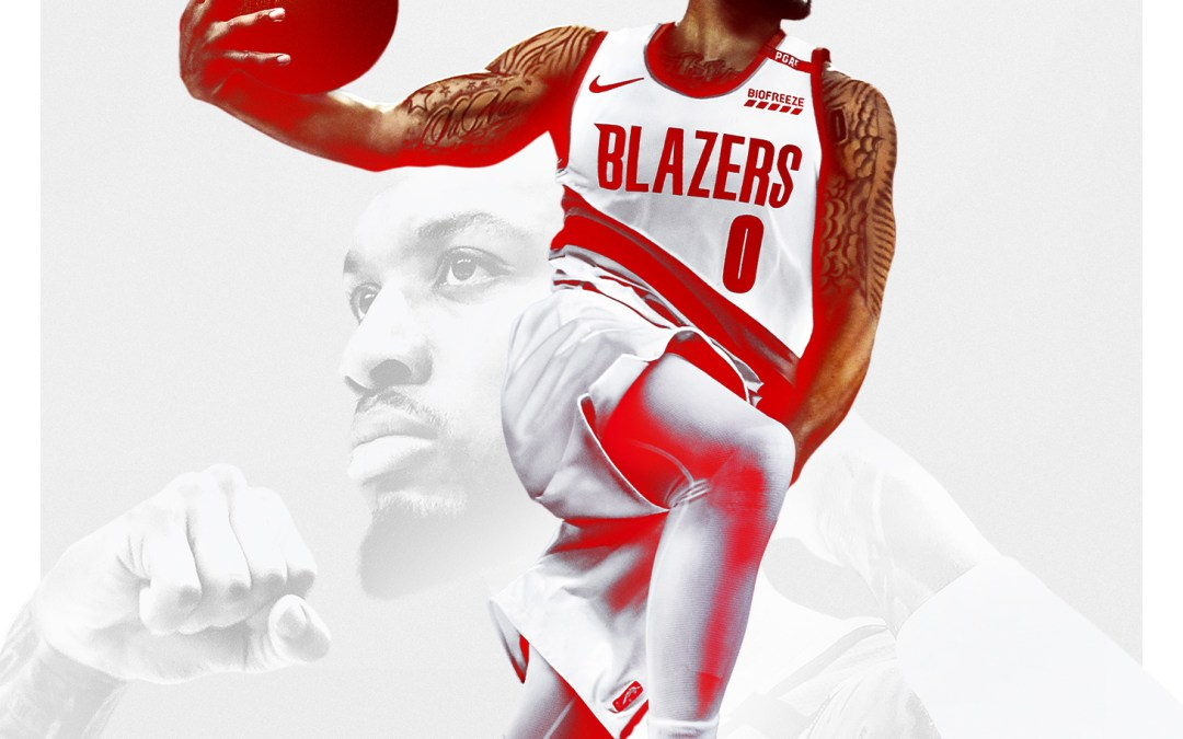 Everything is Dame with NBA 2K21
