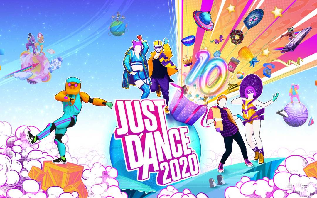 Just Dance 2020 invites you to its Virtual Paradise