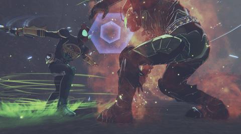 Kamen Rider Memory of Heroez 6