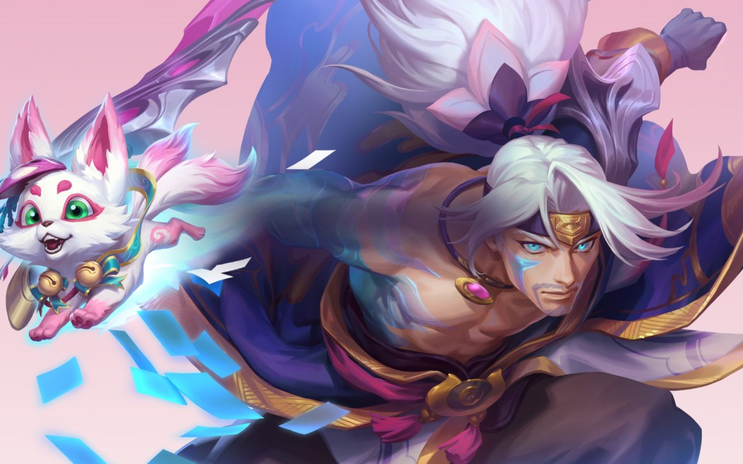 Riot Games answers the anime call with the launch of Spirit Blossom