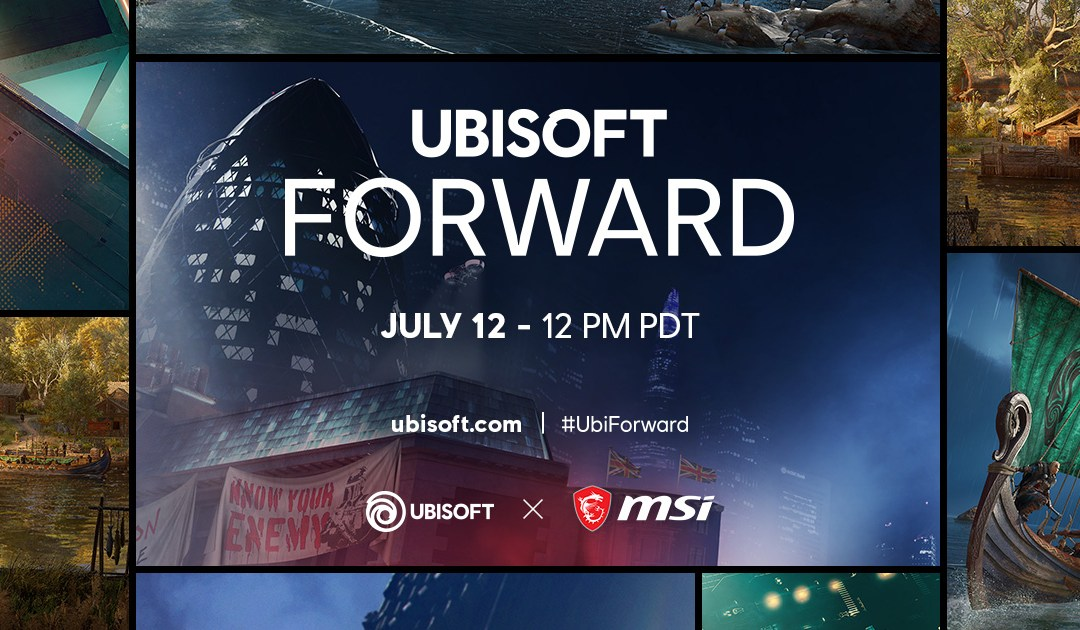 First Look at the Exciting Reveals from Ubisoft Forward and MSI Gaming Partnership