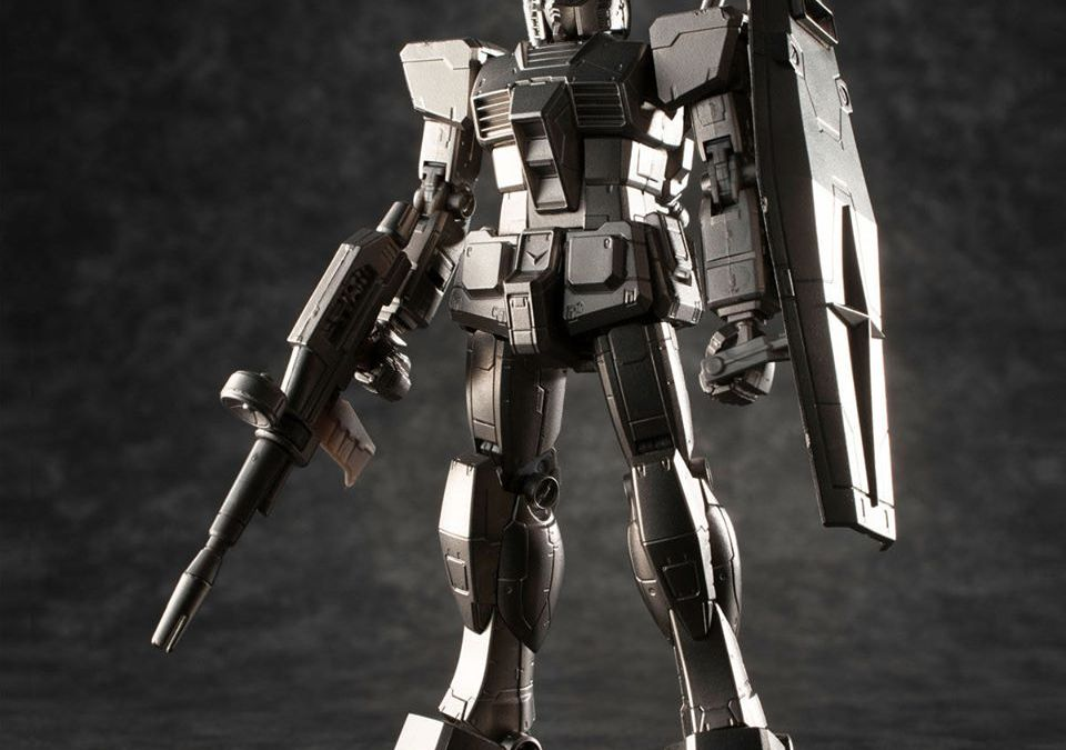 This is One Expensive Gundarium Alloy Gundam