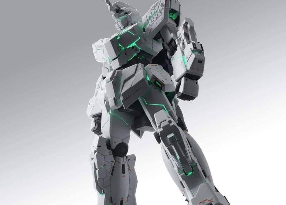 Bandai Spirits went Crazy with the MGEX Unicorn Gundam