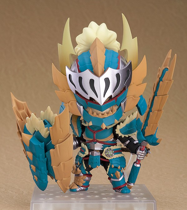 The Zinogre Armor is getting a Nendoroid Treatment