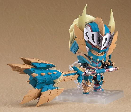 nendoroid zenogre armor 6