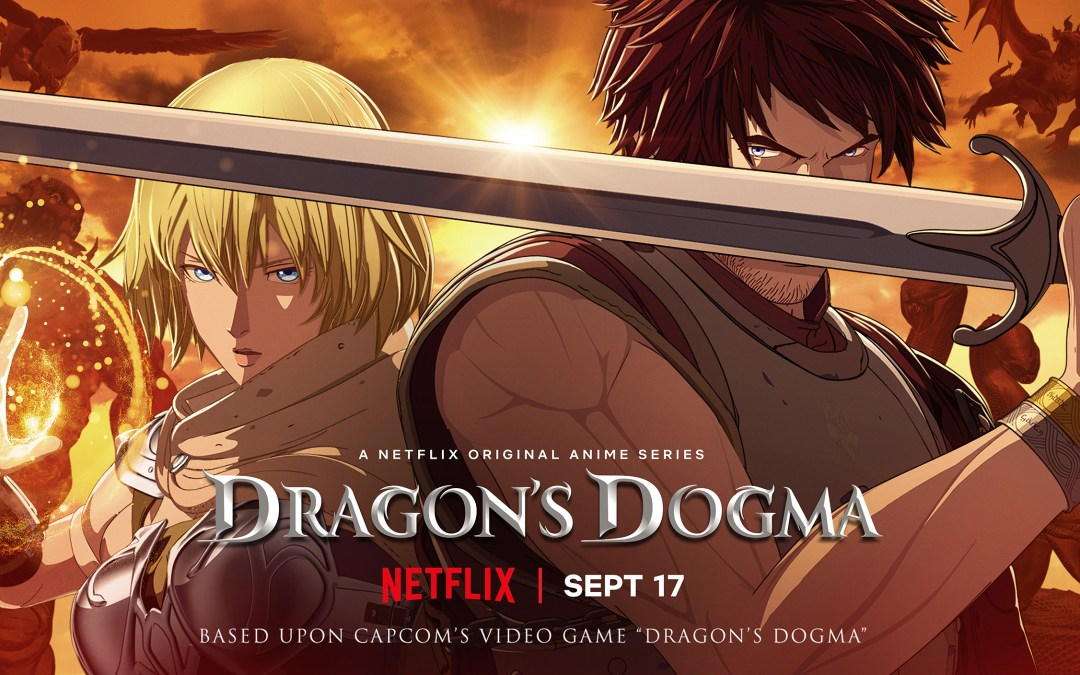 Debut Trailer for Dragon's Dogma Netflix Series Unveiled