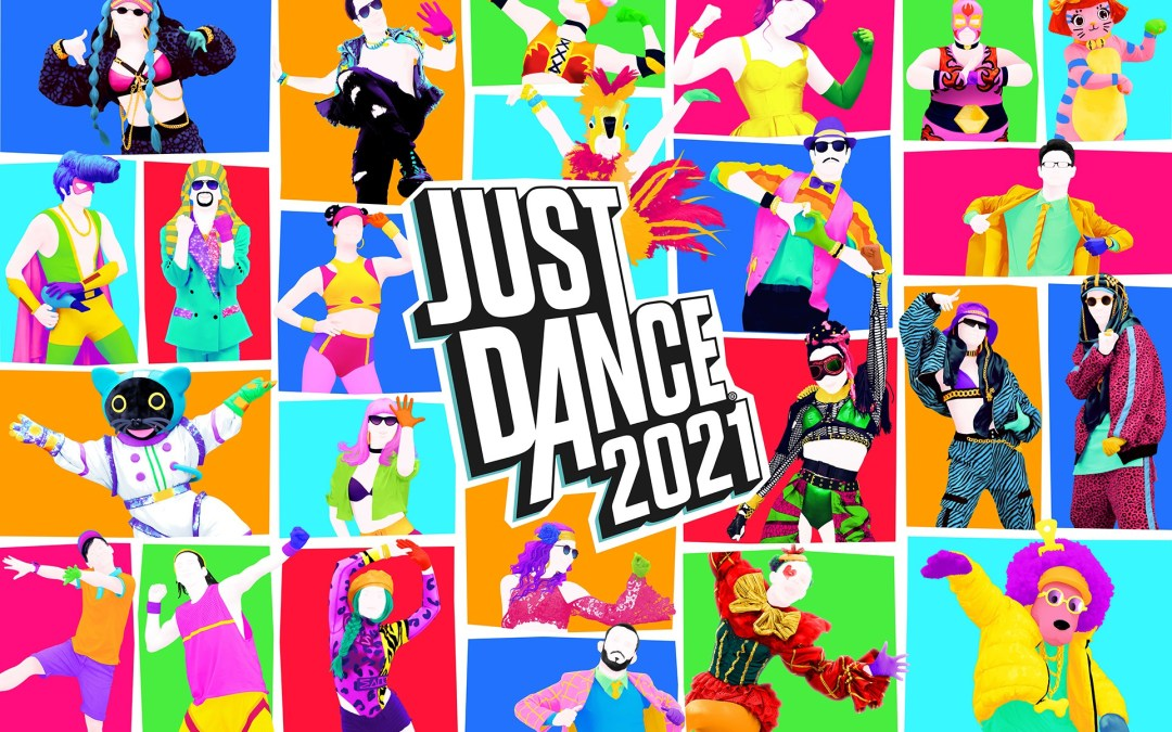 Keep on Moving with Just Dance 2021