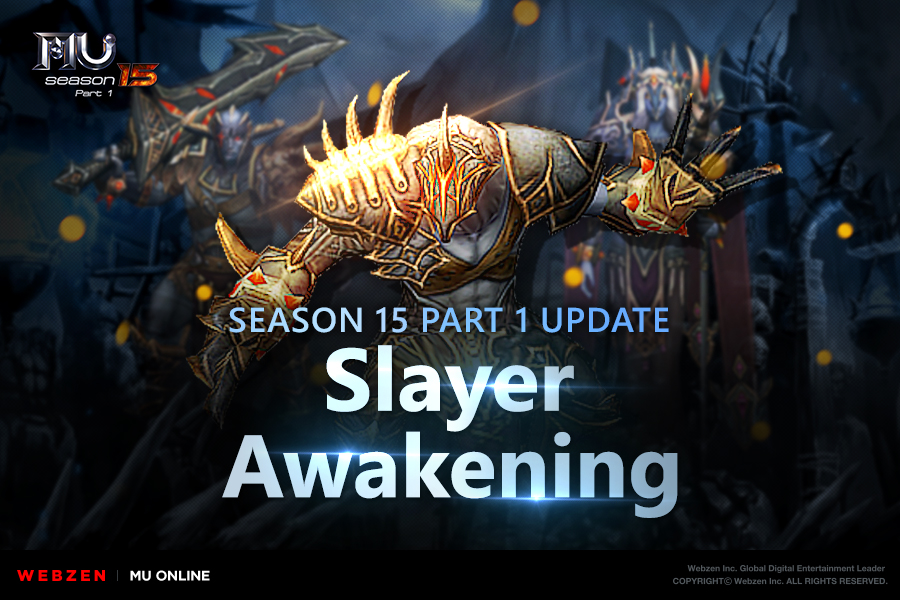 MU Online's New Slayer Character is Now Available in All Servers