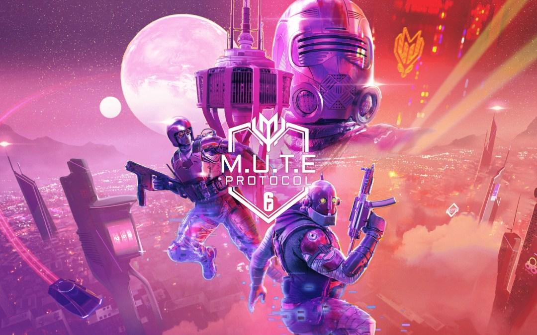 Rainbow Six Siege Announces Limited Time Event: M.U.T.E. PROTOCOL