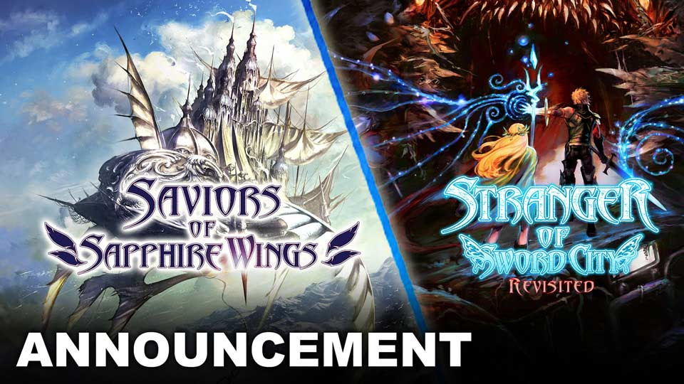 Savior of Sapphire Wings / Stranger of Sword City Revisited is coming in 2021