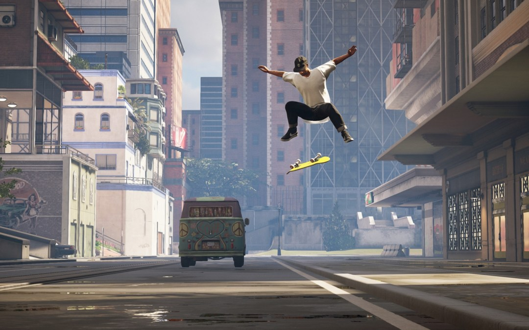 Tony Hawk's Pro Skater 1 and 2 Officially Drops Today
