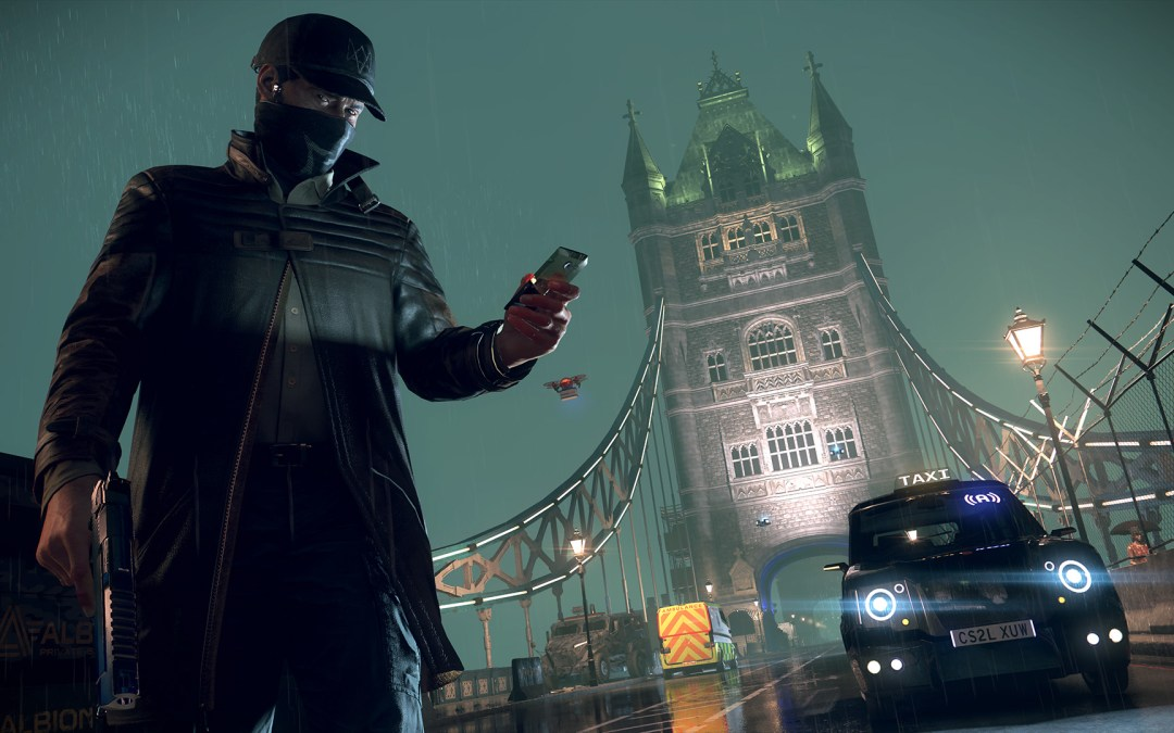 Watch Dogs: Legion Welcomes Stormzy and Aiden Pearce to The Resistance