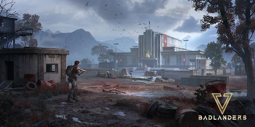 NetEase Games Open Badlanders Pre-Registration Worldwide