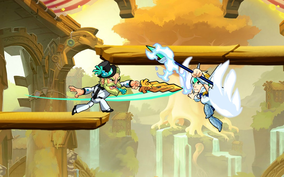 Brawlhalla Celebrates Fifth Anniversary with In-Game Event