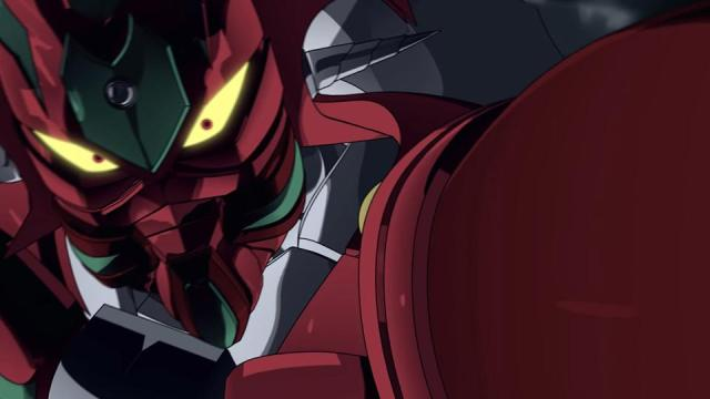 Getter Robo Arc PV Screenshot