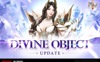 MU ORIGIN 2's 4.2 Update Adds New Divine Object