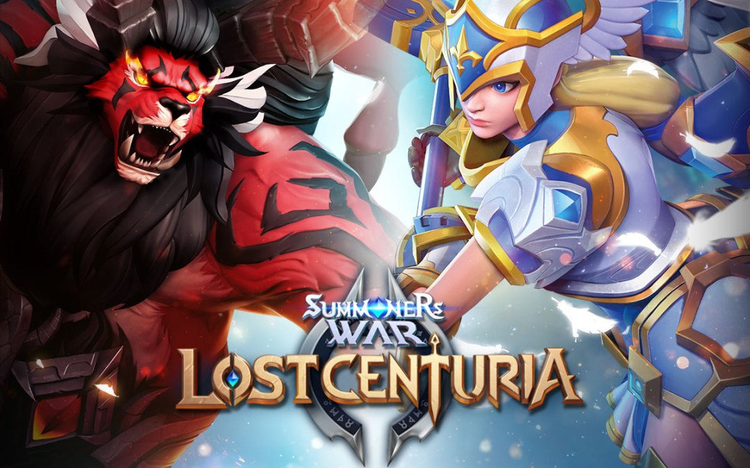 Com2uS Opens the CBT Site for Summoners War: Lost Centuria
