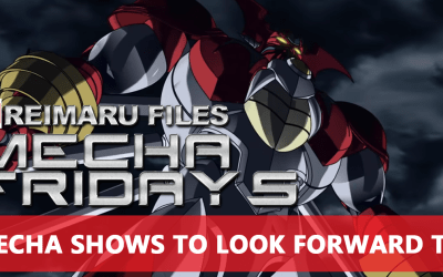Mecha Fridays: Finally, some new mecha shows to look forward to