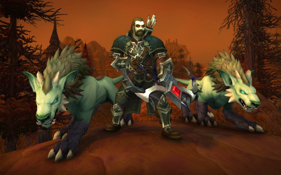 World of Warcraft Shadowlands Scourge Invasion Now Live