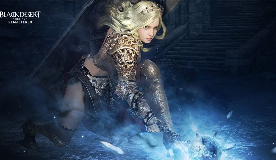Black Desert Online's Calpheon Ball Event Showcased New Class and Future Plans
