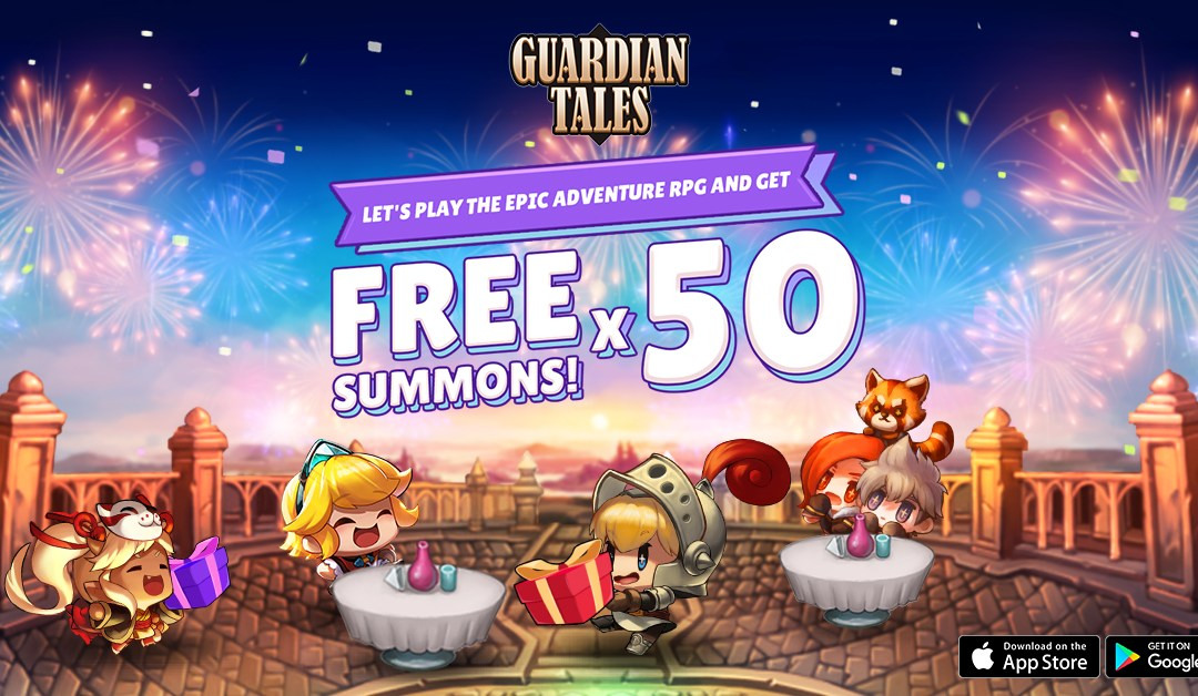 Guardian Tales gets a Free summon event