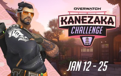 Overwatch's Kanezaka Challenge is Now Live