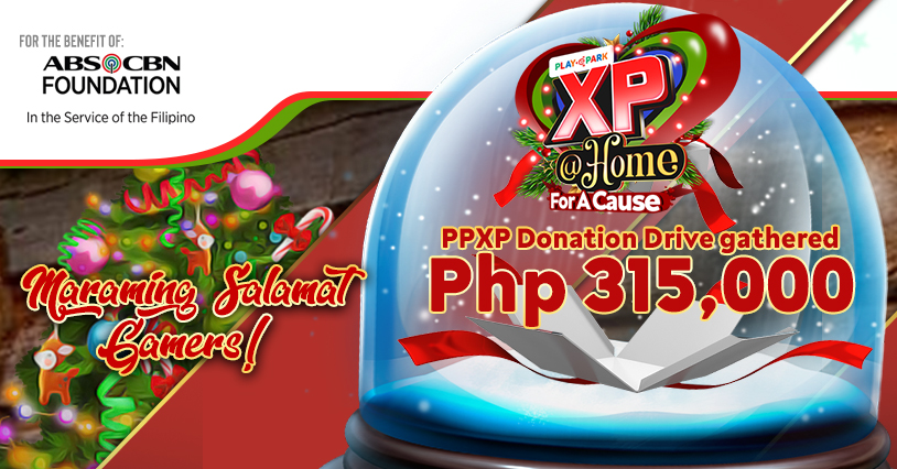 The PlayPark Community Comes Together For The PlayPark Xtreme Paskuhan Donation Drive