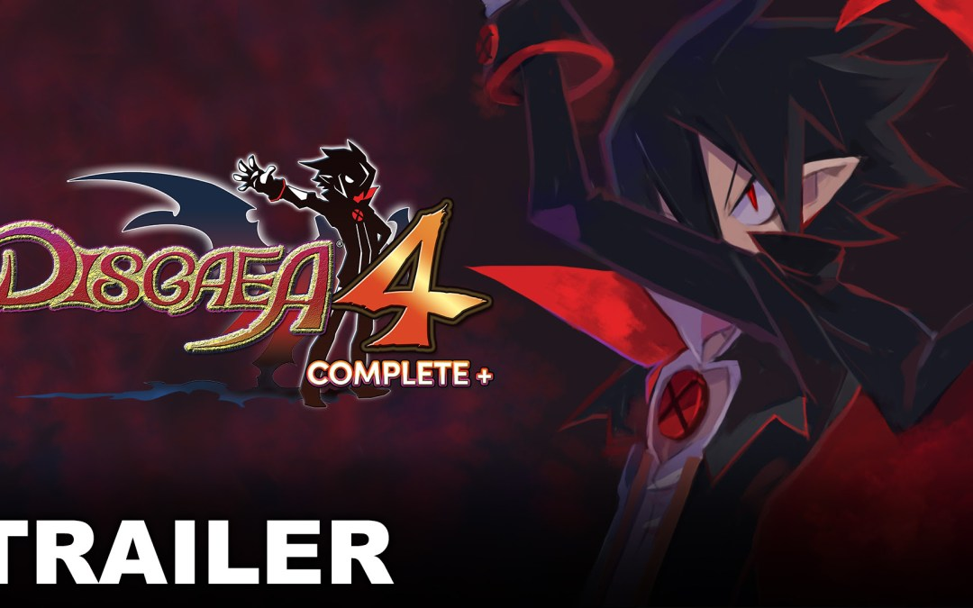 Disgaea 4 Complete+ Brings Network Features Update