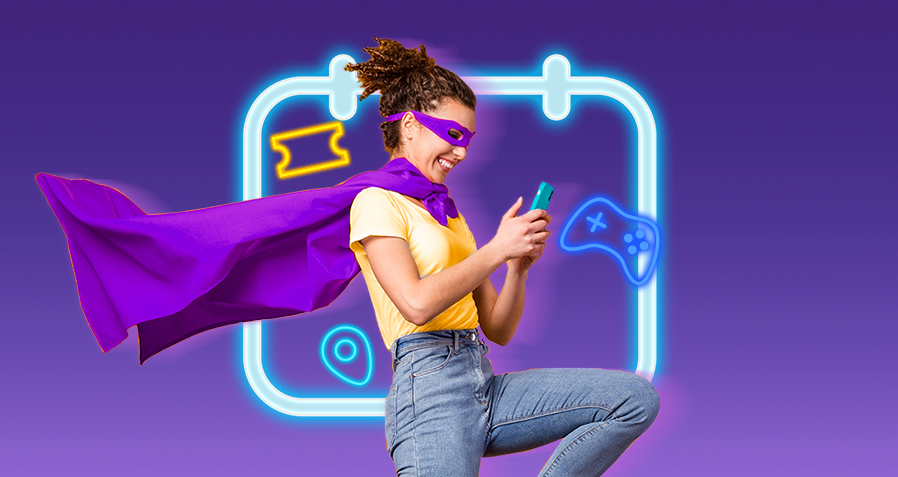 Game on with Globe Rewards