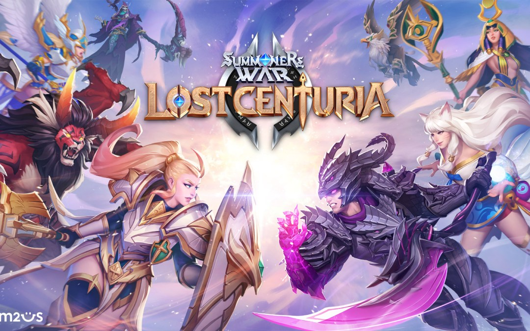 Summoners War: Lost Centuria Reveals Brand New Battle Interface and Official Website