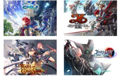 Four NIS America JRPGs are Coming Soon to Google Stadia