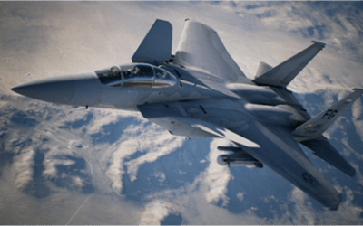 Celebrating Ace Combat's 25th Anniversary with a New DLC for Ace Combat 7