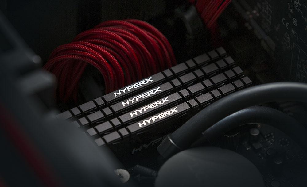 Kingston Announces HyperX Predator DDR4 Memory High-Speed Additions