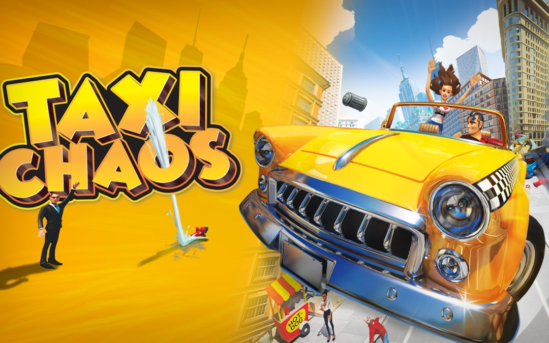Taxi Chaos is Now Available on Nintendo Switch and PS4