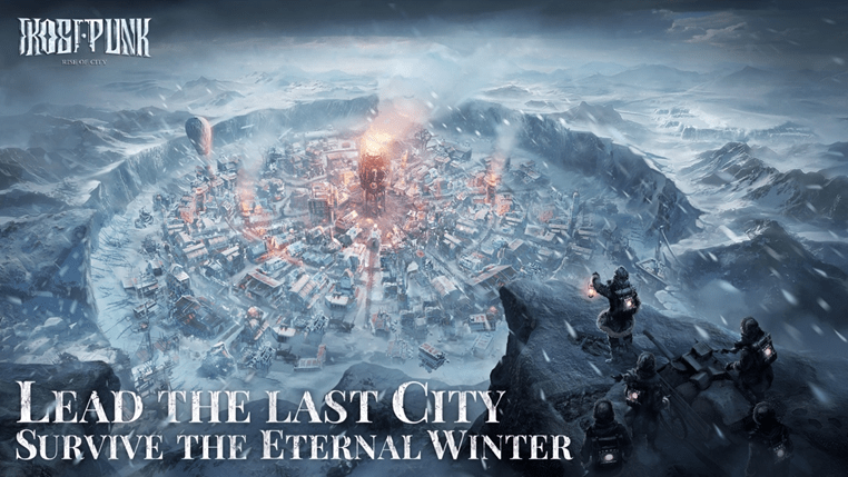 NetEase Games Announces Partnership with 11 bit studios to Publish Frostpunk on Mobile Devices