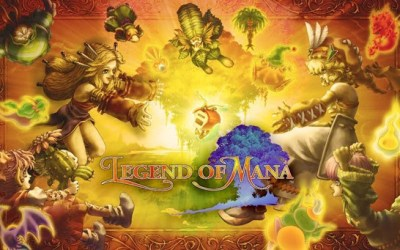 Legend of Mana will be released as a package version for Nintendo Switch and PS4