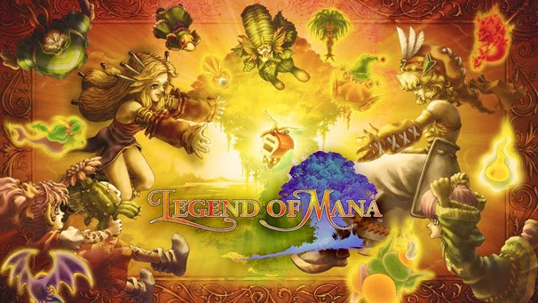 Check Out the New Opening Cinematic for Legend of Mana