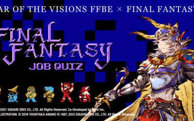 War of The Visions Final Fantasy Brave Exvius Brings Back Final Fantasy I Collaboration Event