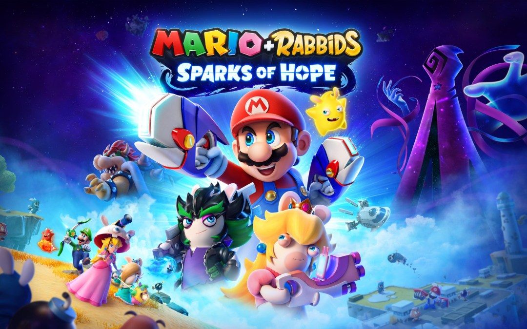 Mario + Rabbids Sparks of Hope Invites You on an Adventure of Cosmic Scale