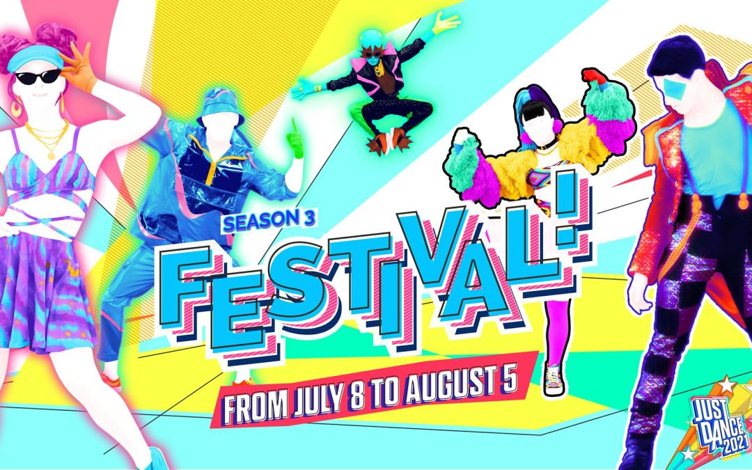Join the Parade with Just Dance 2021 Season 3