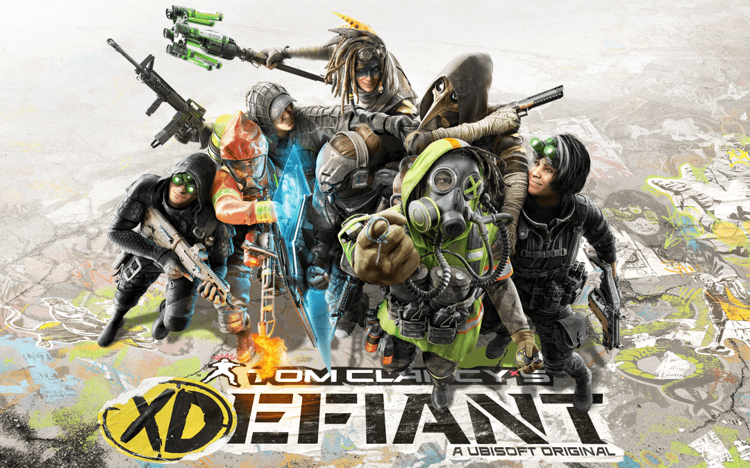 Join the Party and Team Up in a Clash of Universes in Tom Clancy's XDefiant