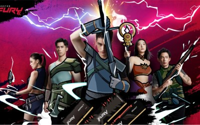 Kingston Kickstarts a Gaming Revolution with the New FURY Lineup